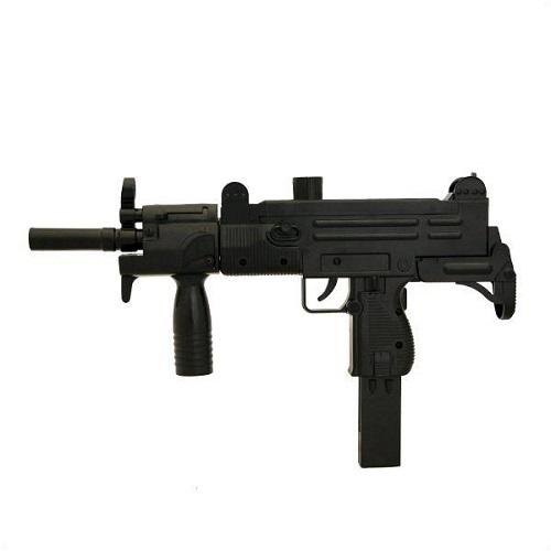 تفنگ اسباب بازی ساچمه ای یوزی AirSoft M35