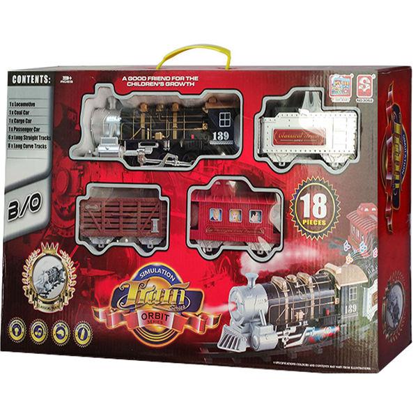 قطار بازی کنترلی مدل 3052
