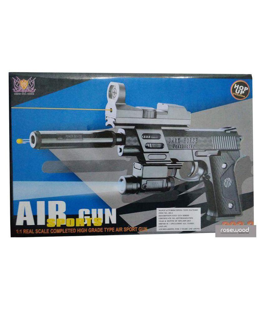 تفنگ ساچمه ای اسباب بازی مدل AIR sports 202-2