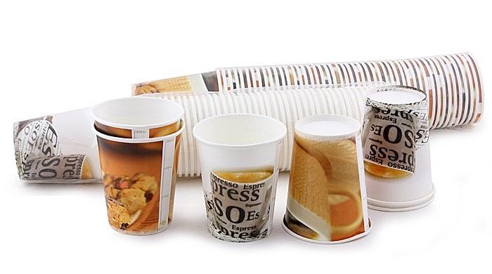 لیوان یکبار مصرف کاغذی 50 عددی اعلاء