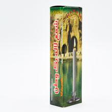 شمع لاله یک مدل وطن بسته 6 عددی