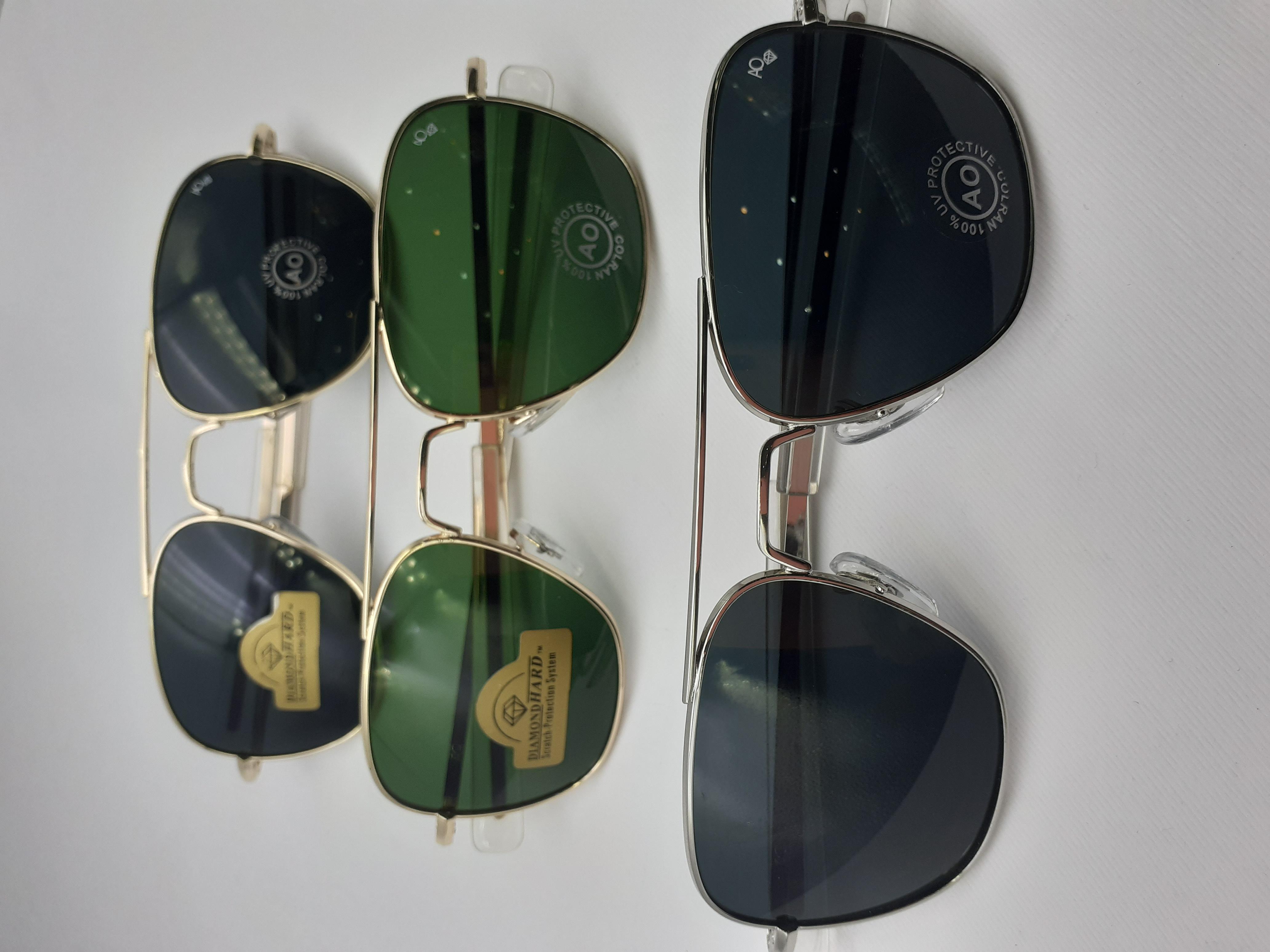 عینک آفتابی امریکن اپتیکال مدل اسکای مستر سایز ۵۶