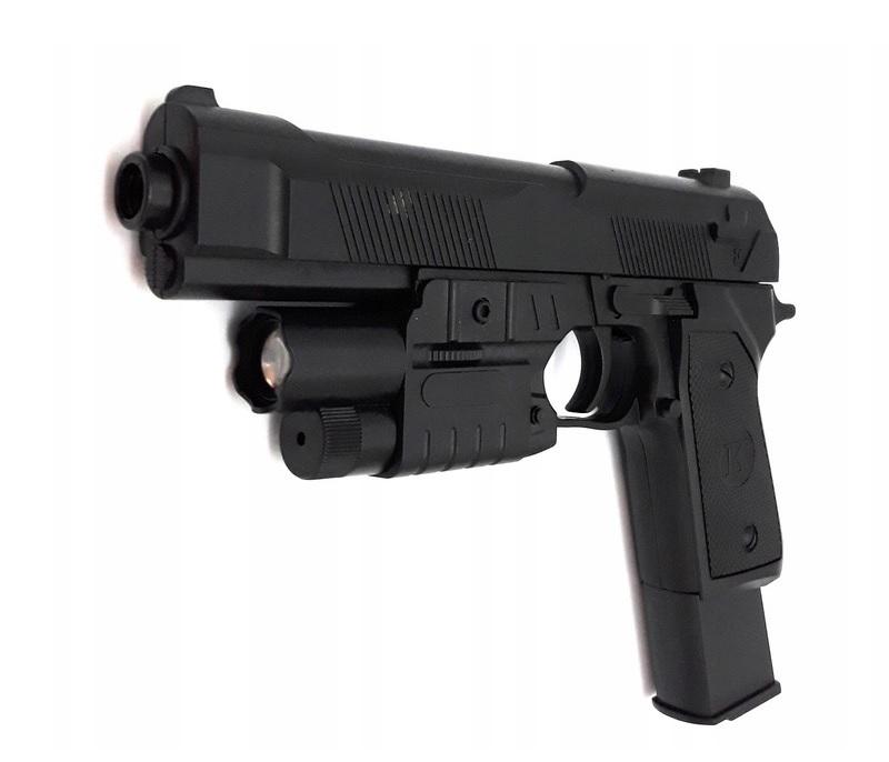 تفنگ اسباب بازی ساچمه ای مدل k.2012f