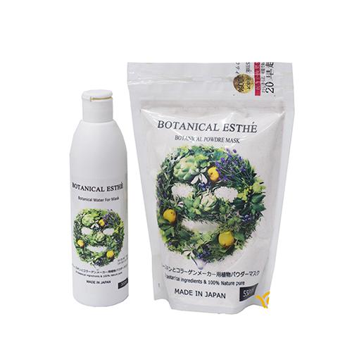 ماسک آنزیمی بوتانیکال botanical esthe