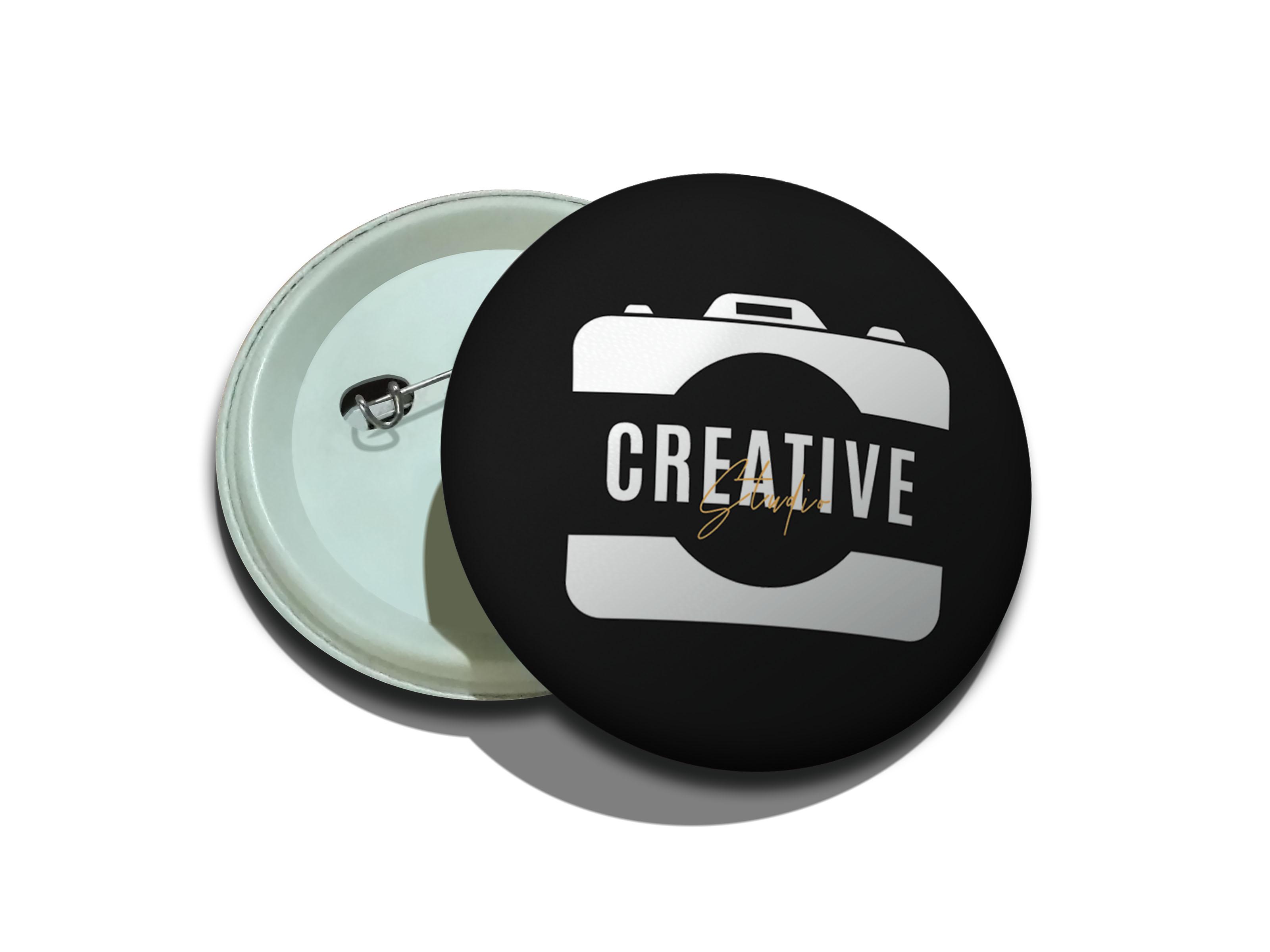 پیکسل سوزنی طرح دوربین creative