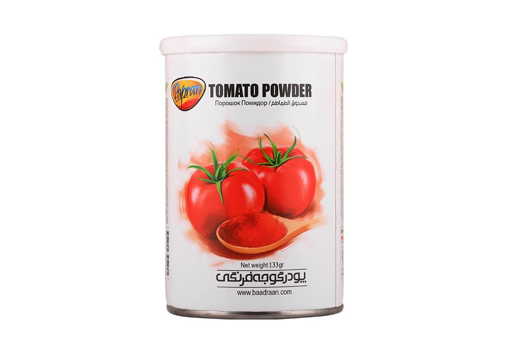 پودر گوجه فرنگی پاپران حجم 133 گرم