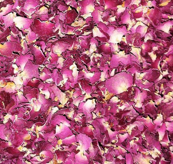 گل محمدی خشک ۵۰ گرم