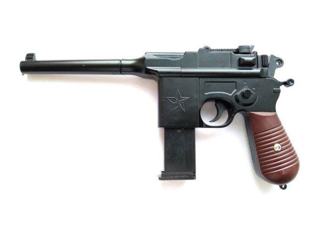 کلت فلزی اسباب بازی ساچمه ای مدل  c55