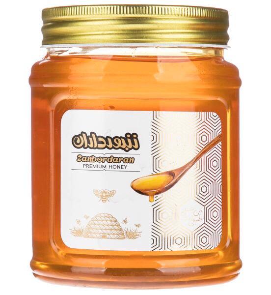 عسل ممتاز زنبورداران حجم 1 کیلوگرم