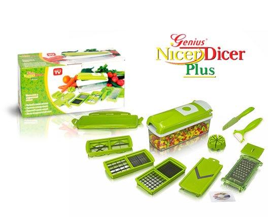 غذاساز نایسر دایسر مدل Plus