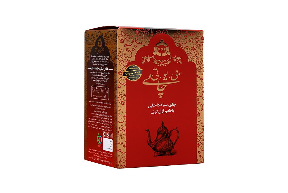 چای جعبه قرمز با طعم ارل گری 350 گرم
