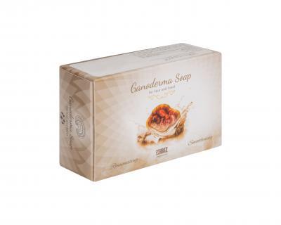 صابون دست و صورت قارچ گانودرما 100 گرم