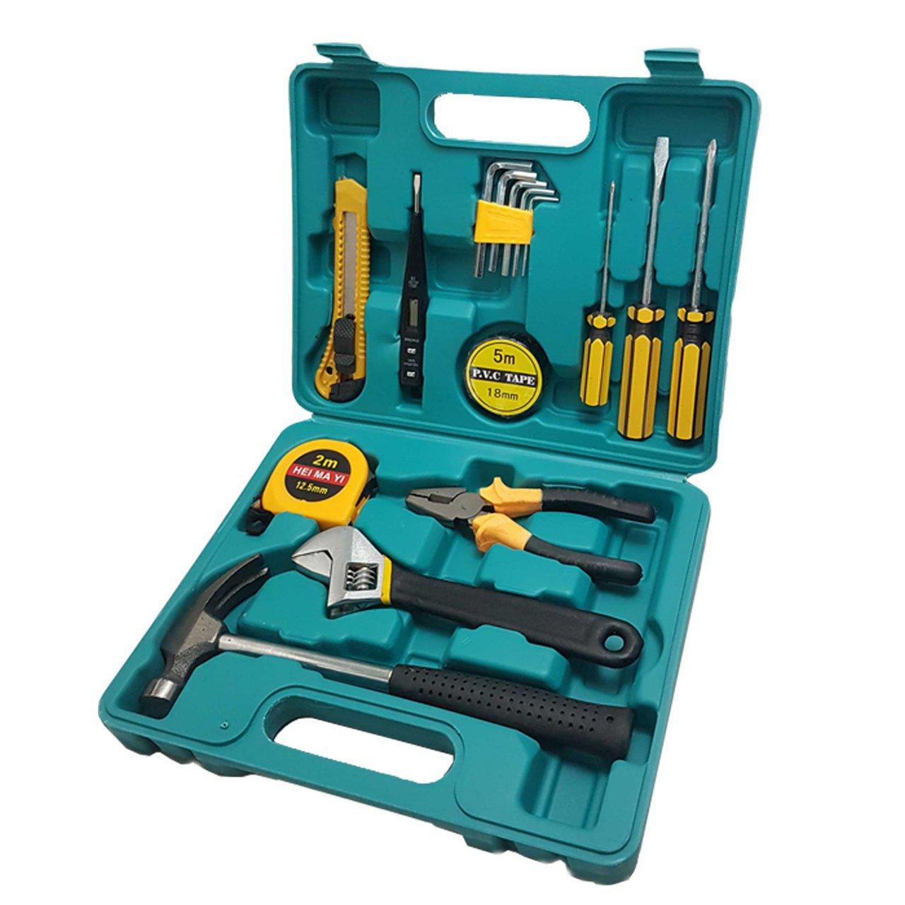مجموعه 16 عددی ابزار مدل ks