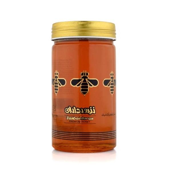 عسل ارگانیک آویشن زنبورداران حجم 600 گرم