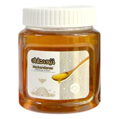 عسل ممتاز چندگل زنبورداران حجم 500 گرم
