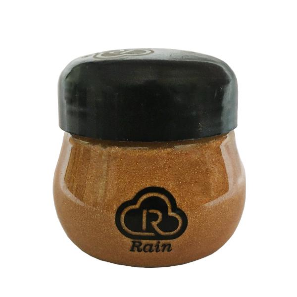 واکس مو حالت دهنده رنگی رین مدل Gold1 حجم 85 گرم