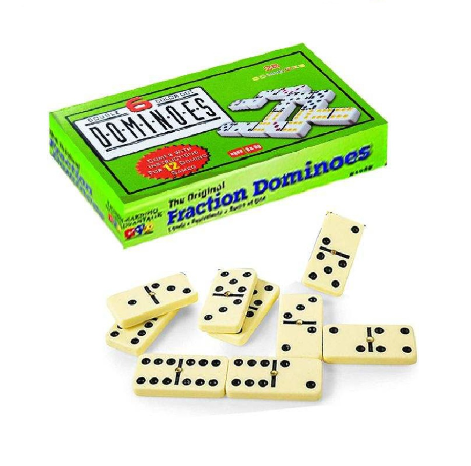 بازی فکری دومینو مدل Dominoes28
