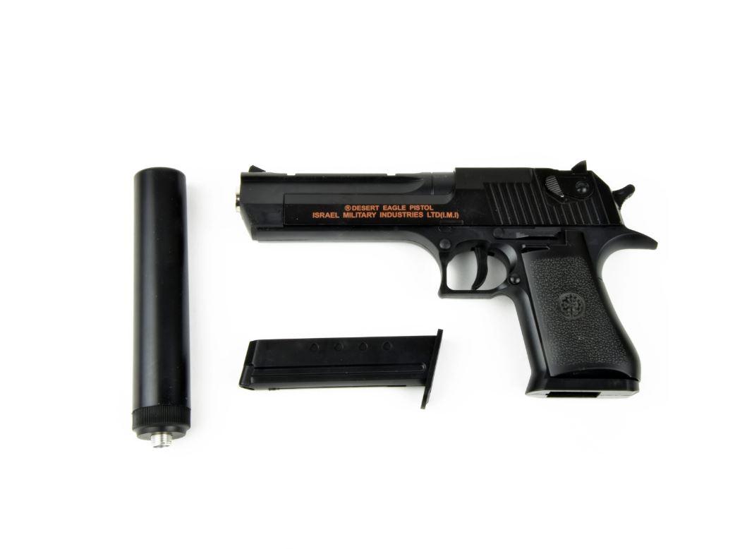 تفنگ ساچمه ای ایرسافت گان مدل +C.20