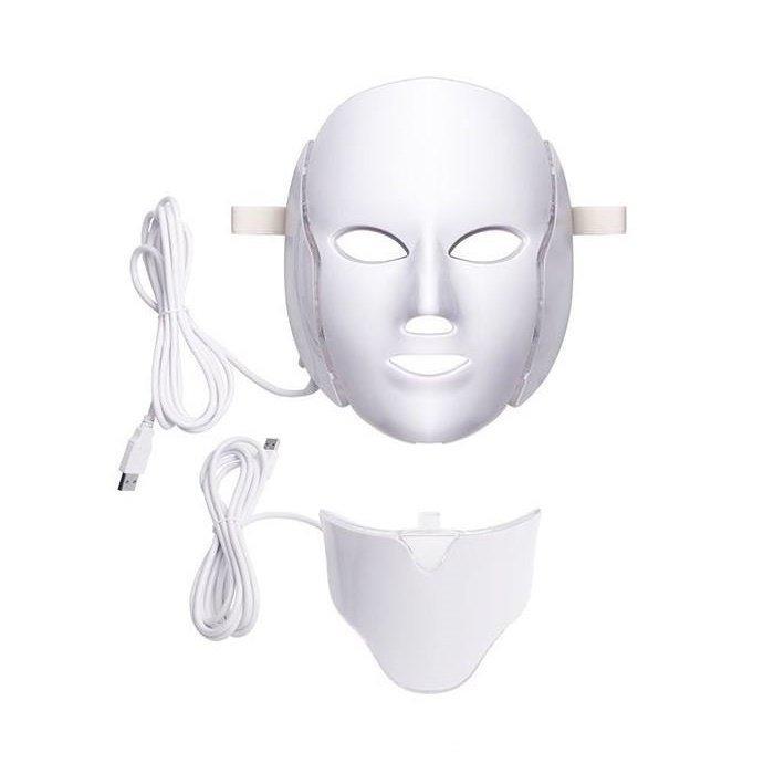 دستگاه جوان سازی پوست مدل ماسک لایت تراپی LED MASK