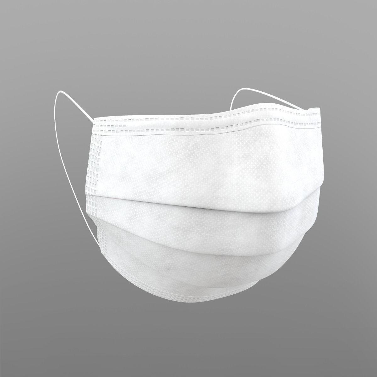 ماسک پزشکی 3 لایه بسته 48 عددی