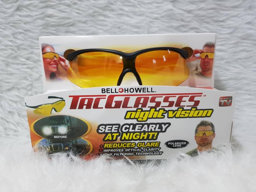 عینک دید در شب مخصوص رانندگی