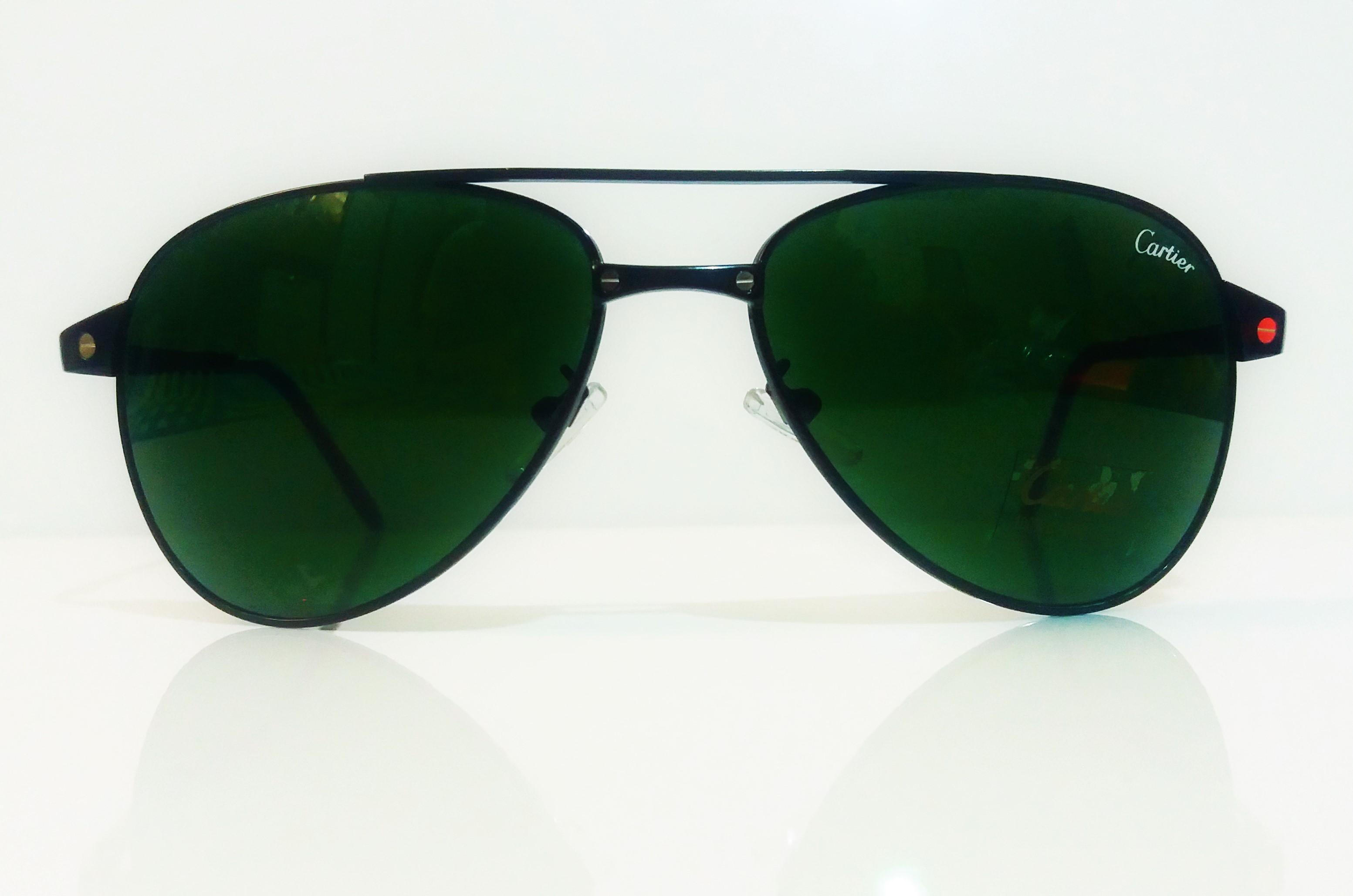 عینک آفتابی مردانه کارتیر مدل tT8200589-1