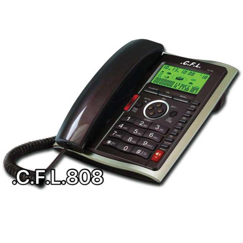 تلفن رومیزی سی اف ال CFL 808