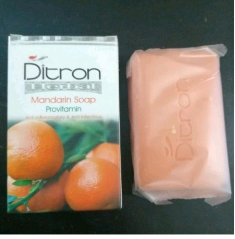 صابون دیترون حاوی عصاره نارنگی با تجویز تکمیل درمان آقای عطار