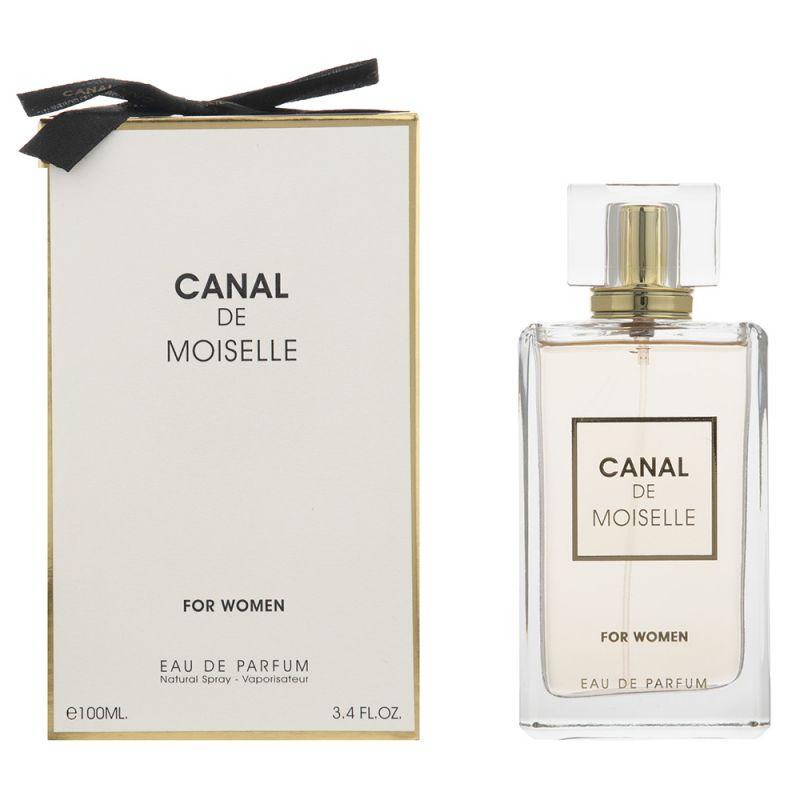ادو پرفیوم زنانه فراگرنس ورد مدل Canal De Moiselle حجم 100 میل