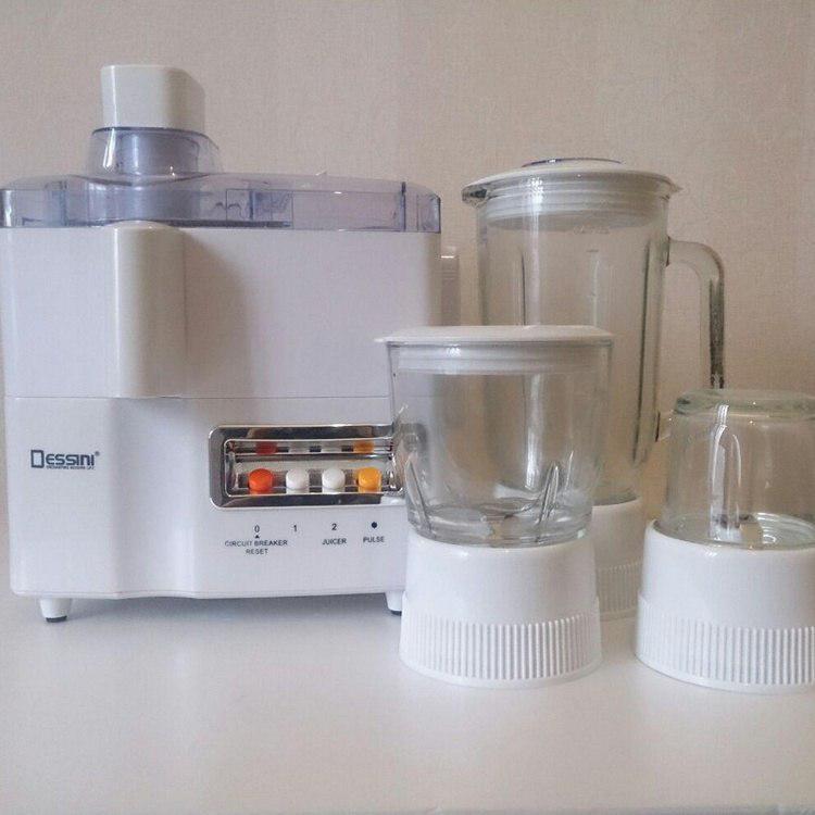 آب میوه گیری ۴ کاره دسینی مدل DS-555