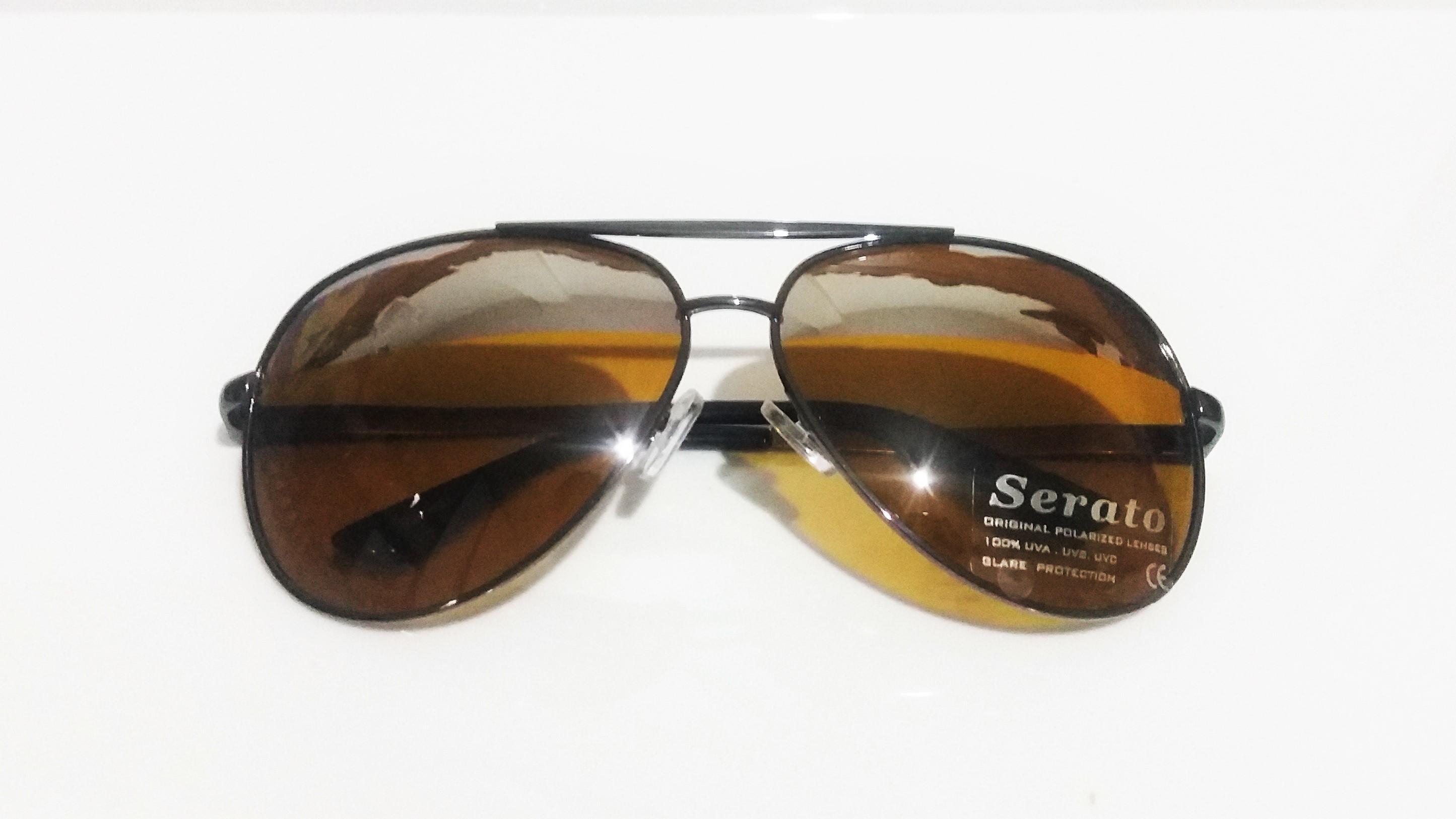 عینک آفتابی رانندگی سراتو مدل 8604