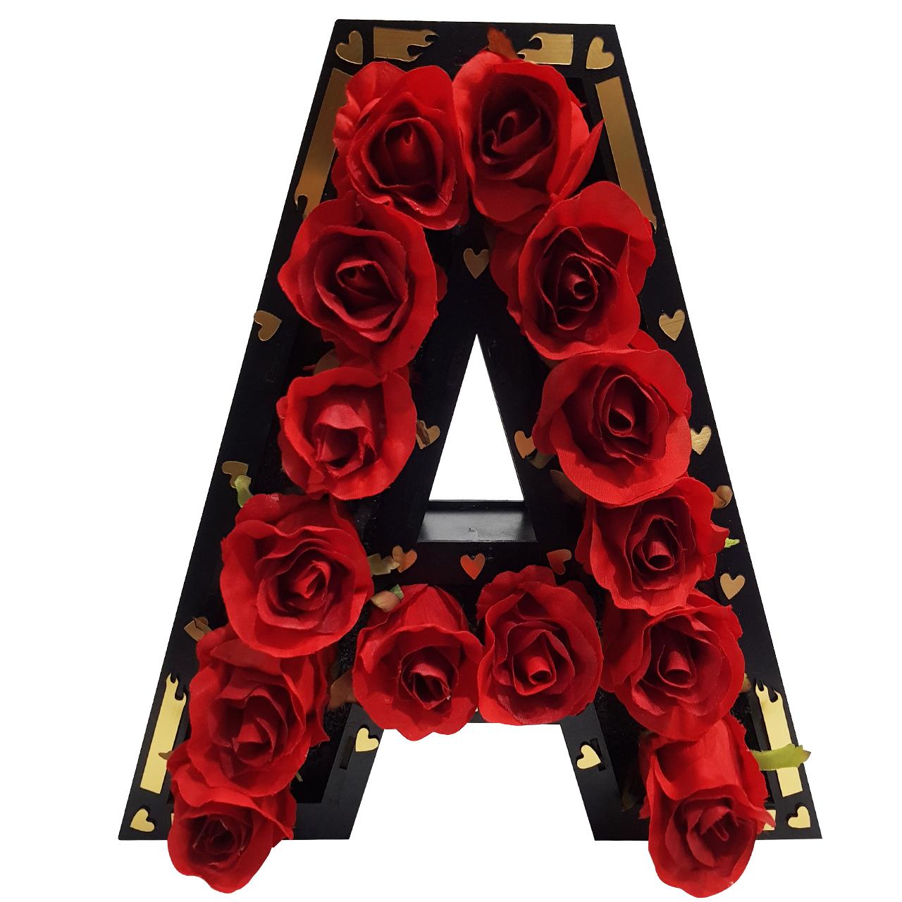 استند گل مصنوعی طرح A کد plk7118