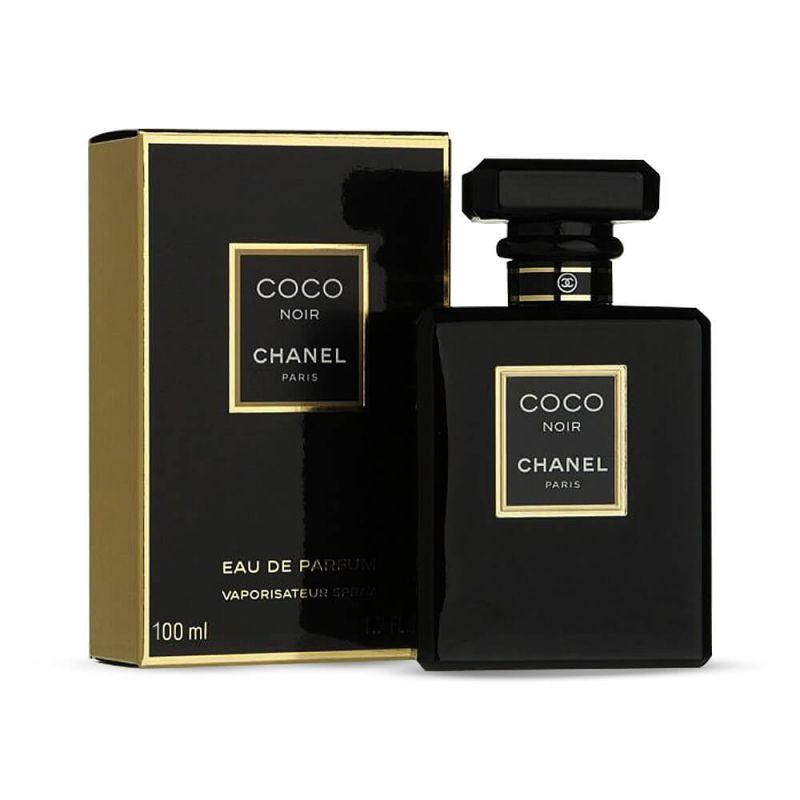 ادو پرفیوم اماراتی زنانه شانل مدل Coco Noir حجم 100 میل
