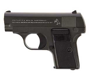 تفنگ کلت فلزی ساچمه ای ایرسافت گان مدل c.1