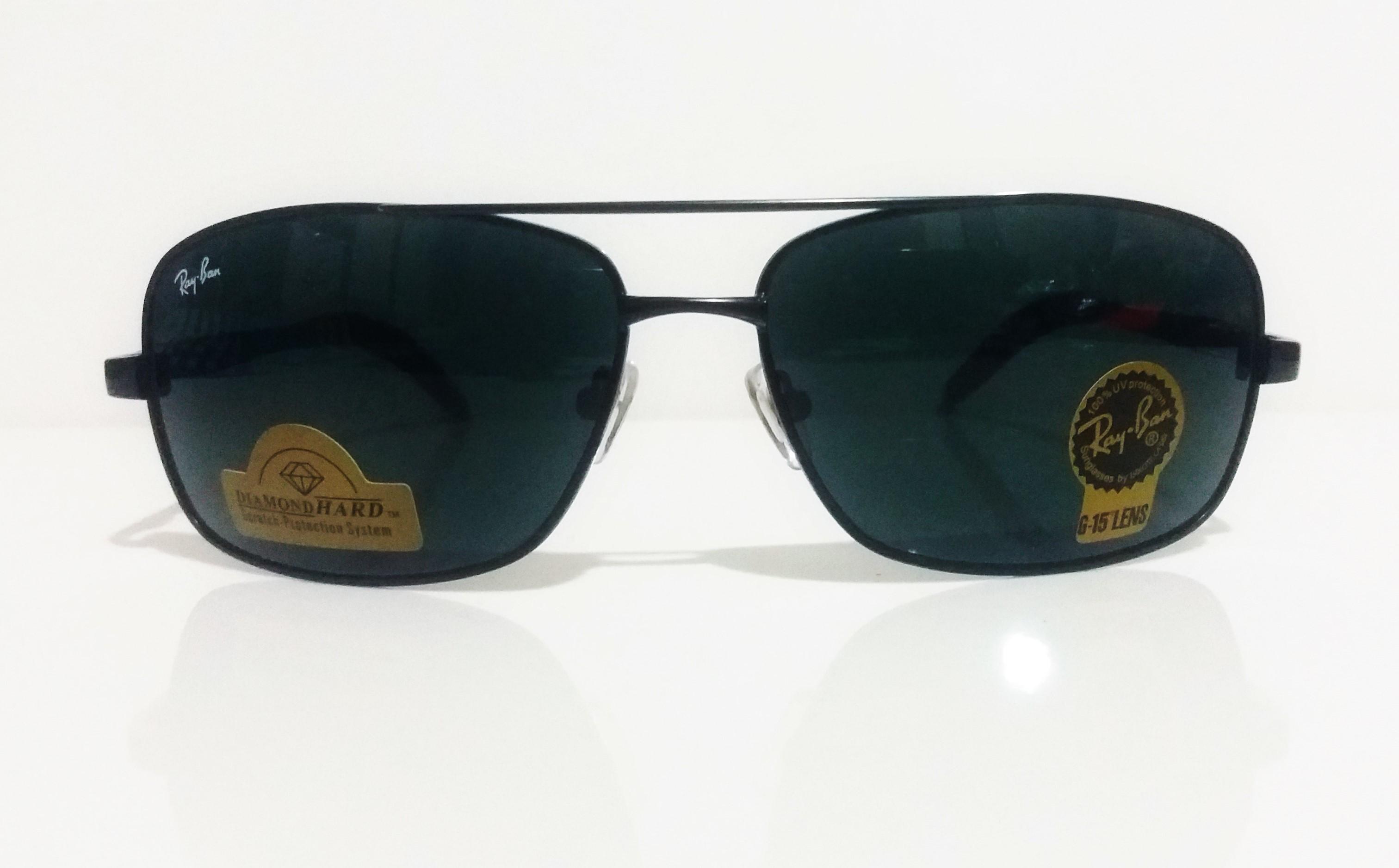 عینک آفتابی مردانه ریبن مدل RB3398