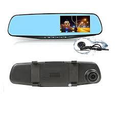 آینه دوربین دار خودرو مدل black box