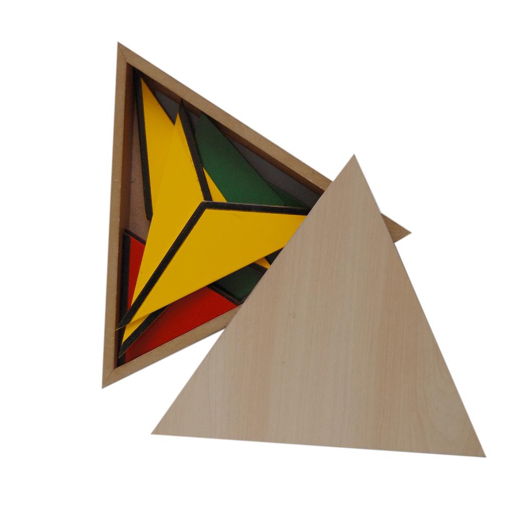 مجموعه مثلث های مونته سوری