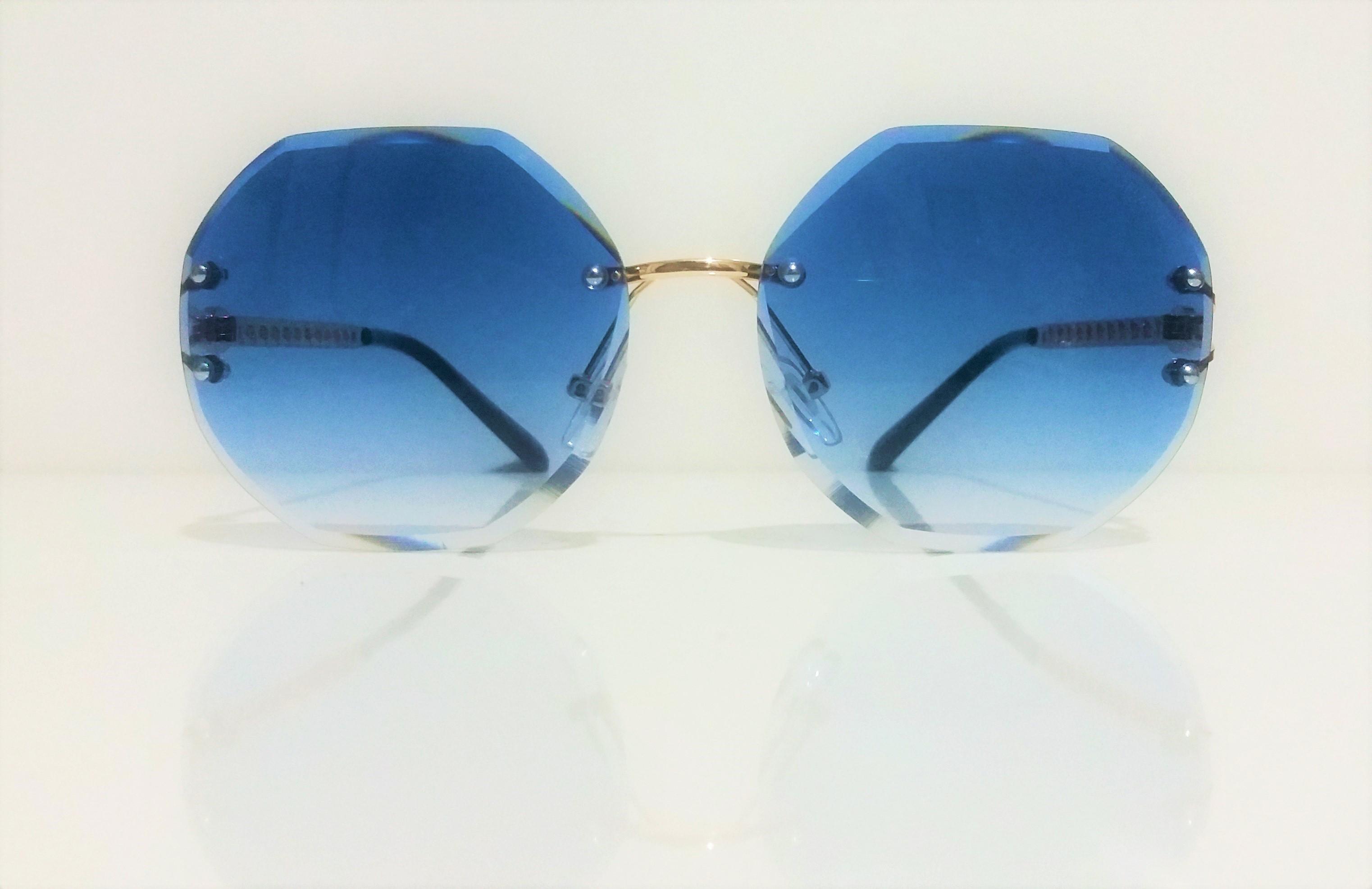 عینک آفتابی زنانه شنل مدل D20230