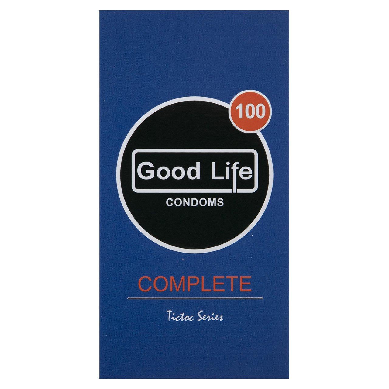 کاندوم گودلایف مدل Complete بسته 12 عددی
