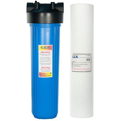 فیلتر تصفیه آب ساختمان مدل C.C.K