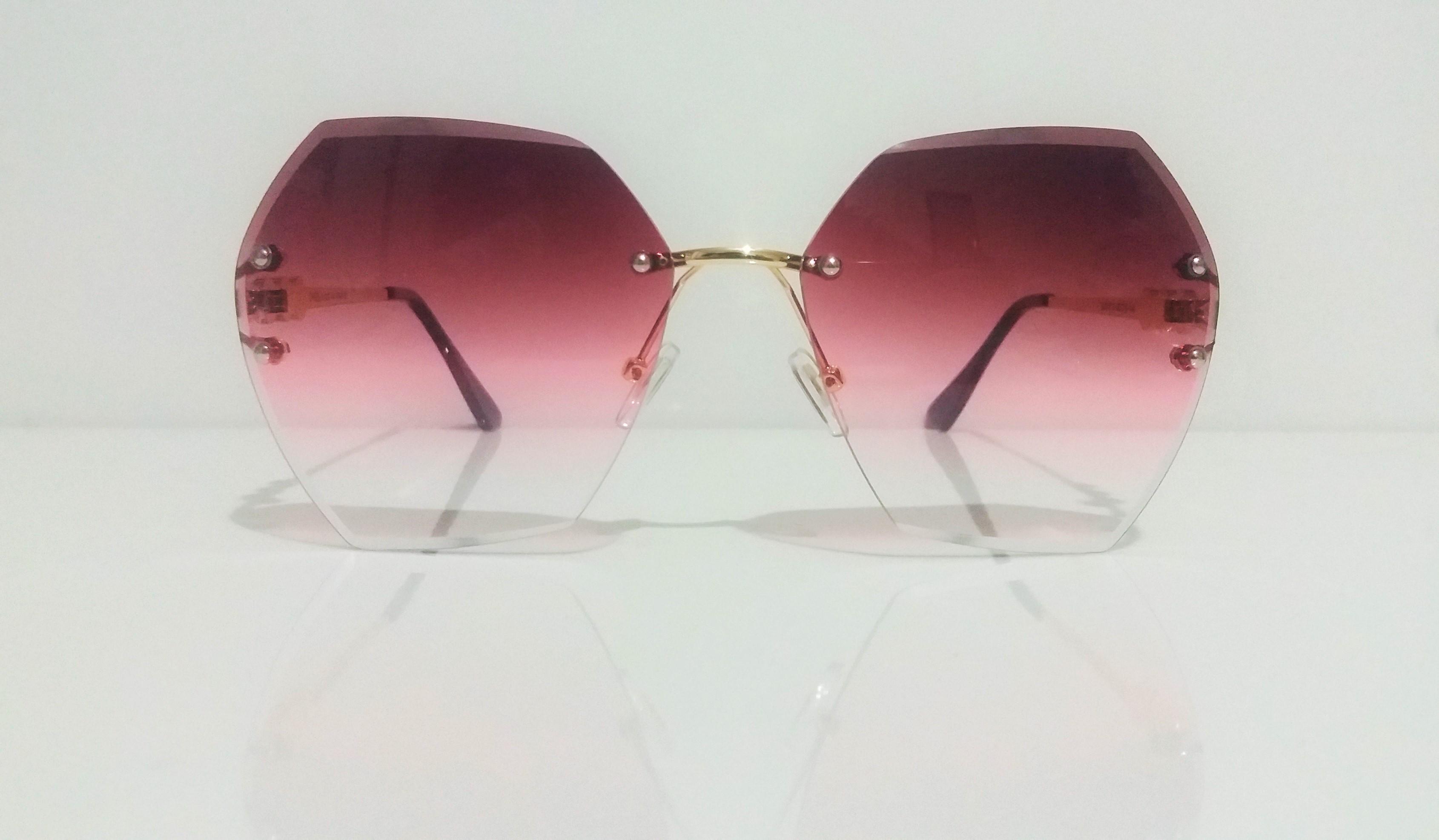 عینک آفتابی زنانه شنل مدل D201210