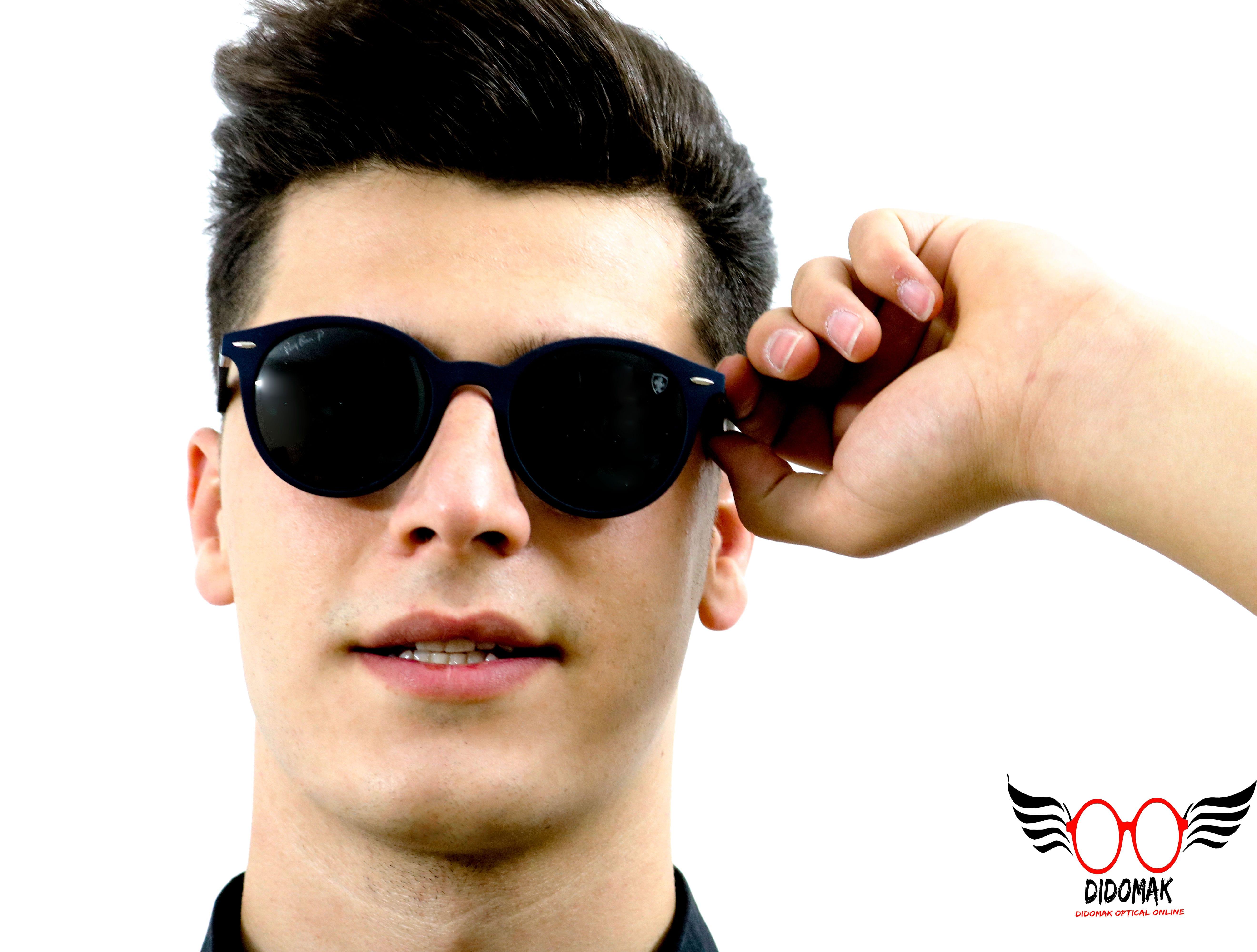 عینک آفتابی مردانه با مارک ری بن فراری