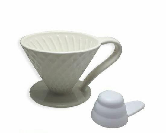 قهوه ساز چکه ای دریپر سرامیکی وی 60
