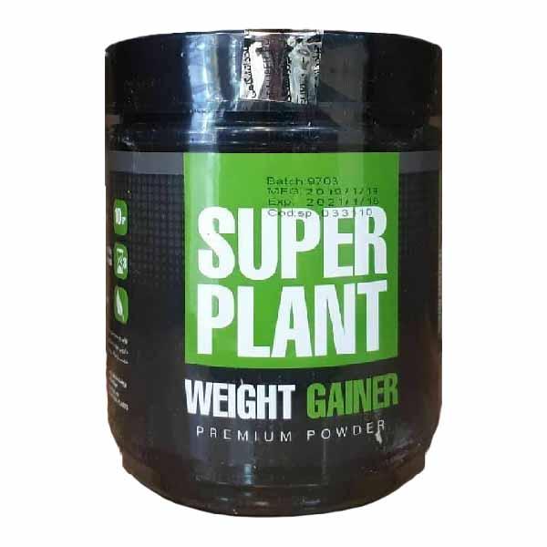 پودر مکمل چاق کننده سوپر پلنت ۶۰۰ گرم