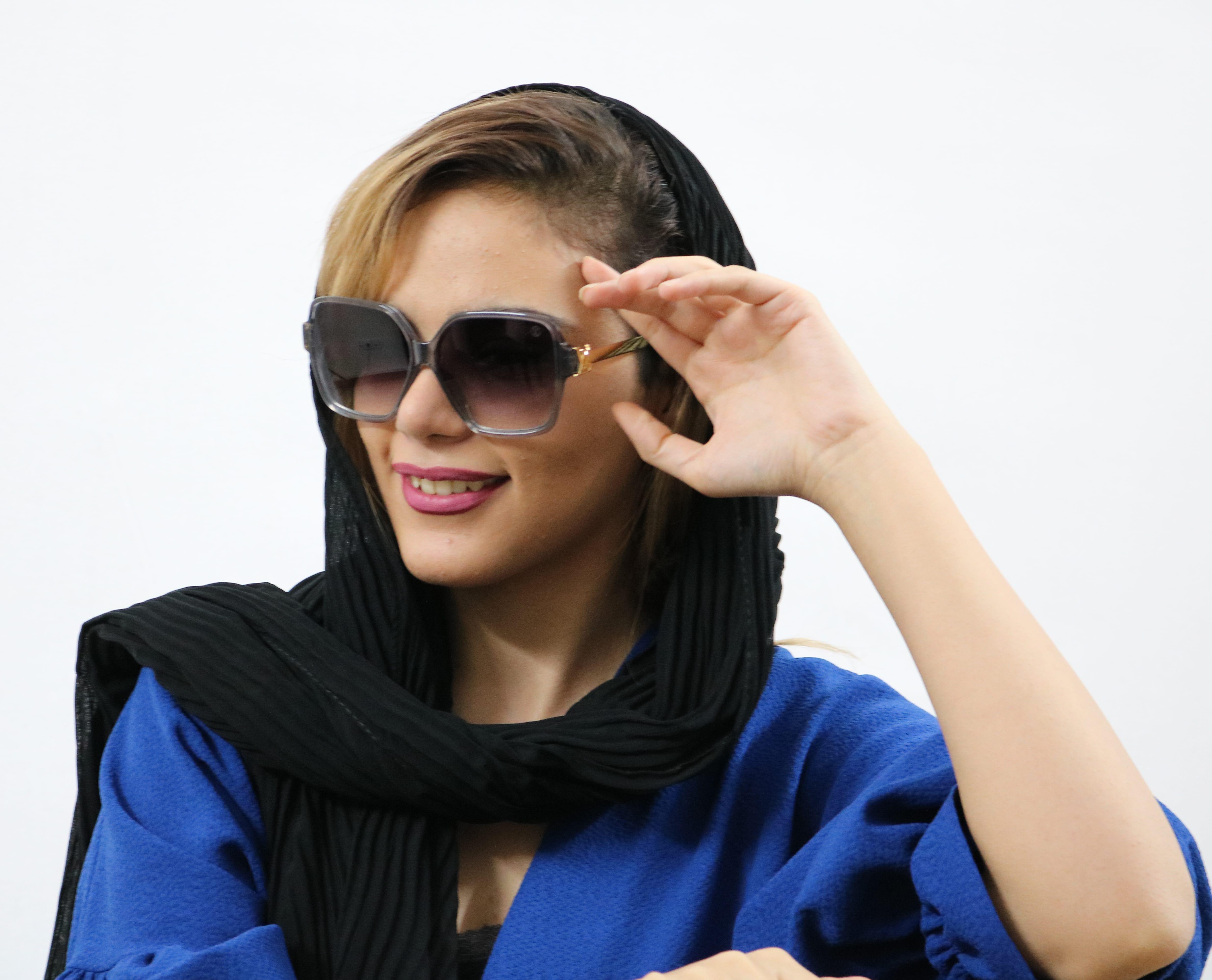 عینک آفتابی زنانه فشن با مارک لویی ویتون