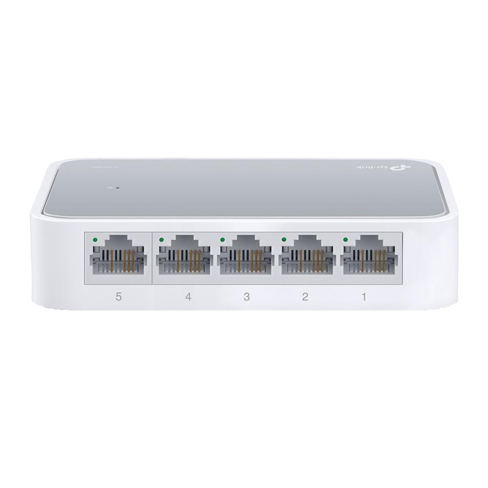 سوییچ 5 پورت تی پی-لینک مدل TL-SF1005D Ver 16.0