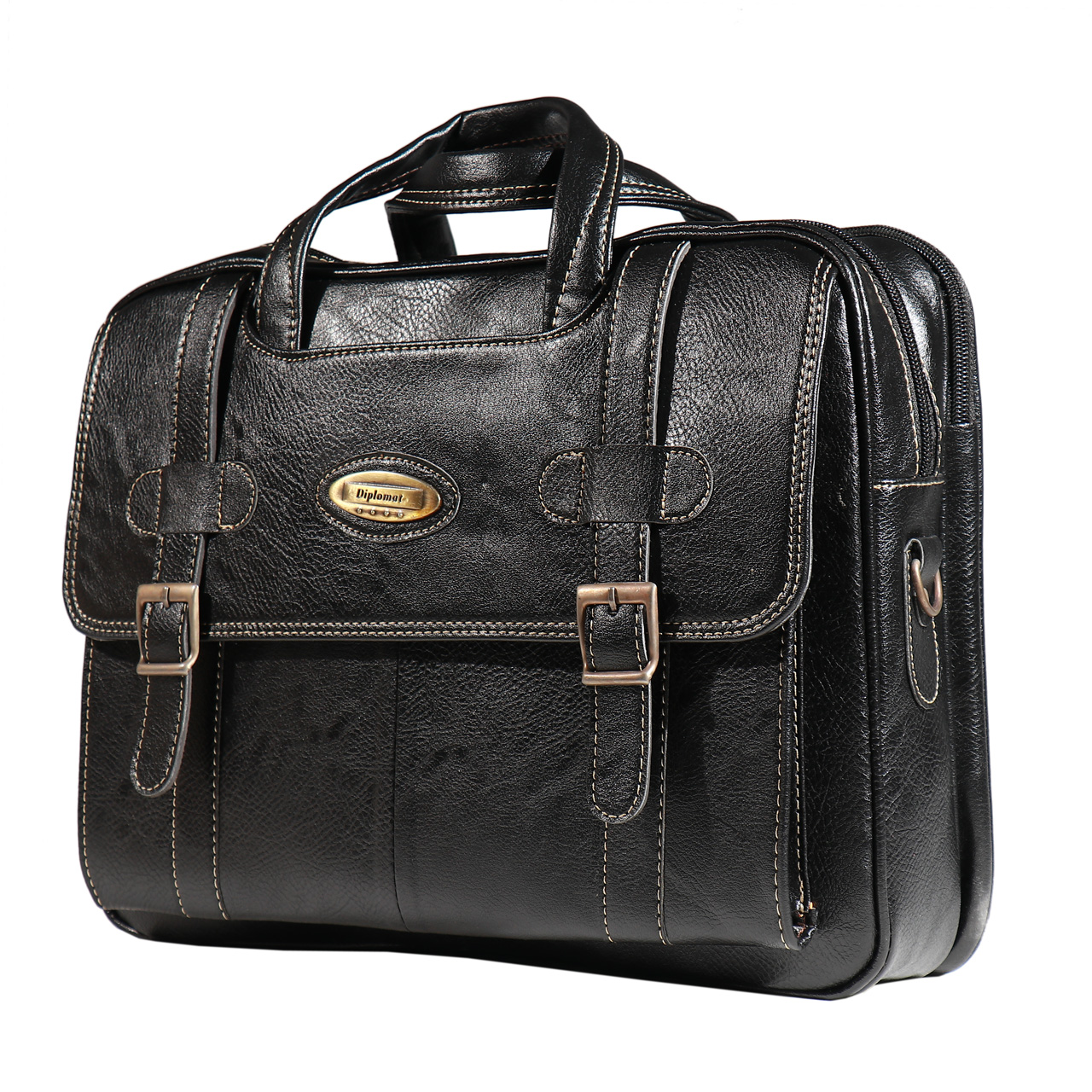 کیف اداری چرم مصنوعی دیپلمات مدل F8594