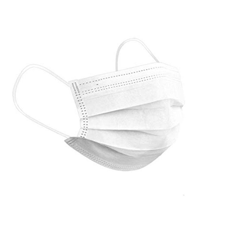 ماسک جراحی سه لایه تمام پرس اولتراسونیک بسته 50 عددی