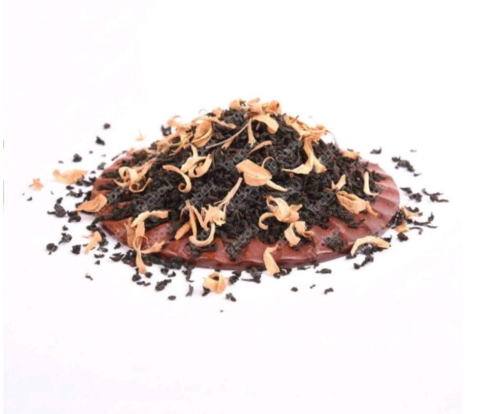 چای آرامش مخلوط و بهارنارنج و چای سیاه ۲۵۰ گرم آقای عطار