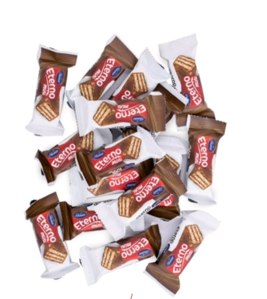شکلات شونیز ویفری ۵۰۰ گرم آقای آجیل